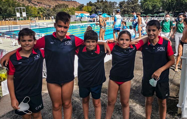 Los benjamines participan en el Campeonato de Andalucía de JJNN de Verano en Linares